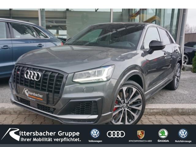 Audi SQ2 2.0 TFSI quattro Navi AHK, Jahr 2019, petrol