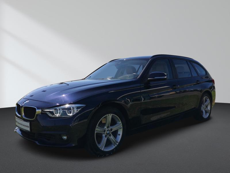 BMW 325d Touring Advantage LED Navi Head-Up Driving Assistant, Jahr 2016, Diesel
