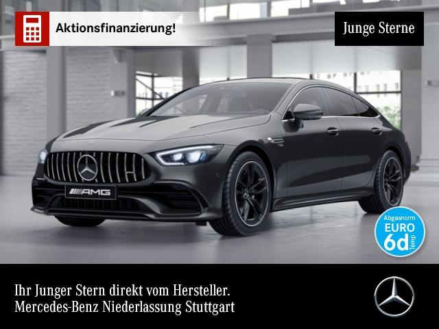 Mercedes-Benz AMG GT Cp. 4M Perf-Lenk Fahrass WideScreen 360°, Jahr 2019, Benzin