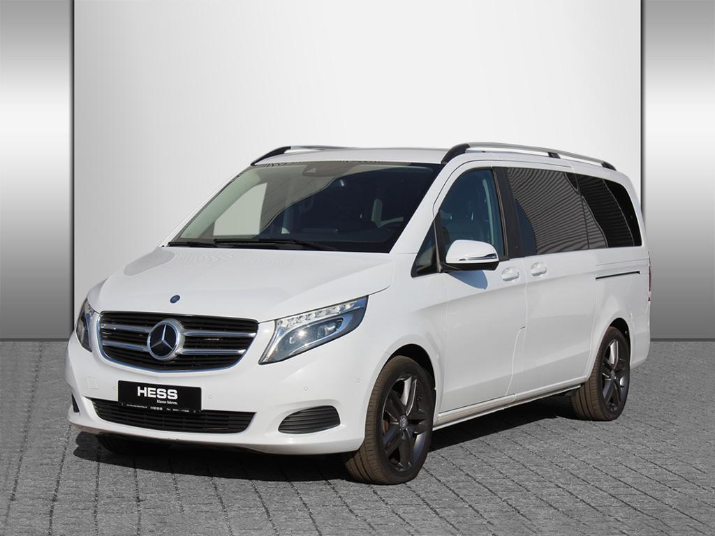 Mercedes-Benz V 250 L+4MATIC+EDIT+PANO-STHZG+COMAND+EL-TÜR+LED, Jahr 2016, Diesel