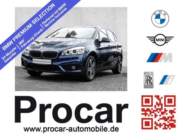 BMW 225 Active Tourer xe Active Tourer iPerformance Steptronic Sport Line Navi Automatik HiFi Bluetooth PDC MP3 Schn., Jahr 2017, Hybrid