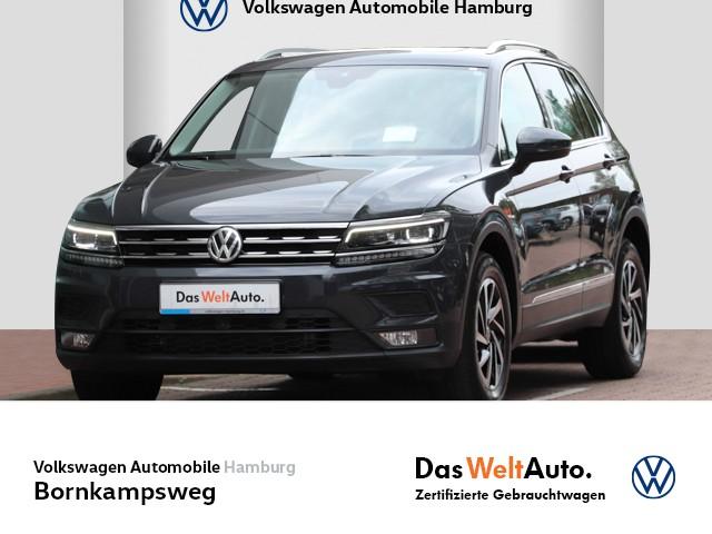 Volkswagen Tiguan 2.0 TDI Join 4Motion DSG LED/HEAD-UP/PANO, Jahr 2018, Diesel