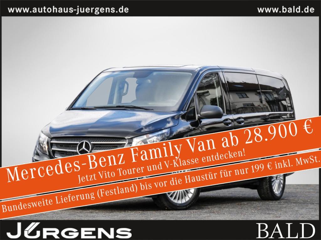 Mercedes-Benz eVito 111 lang Klima Navi 7 Sitze, Jahr 2019, Elektro
