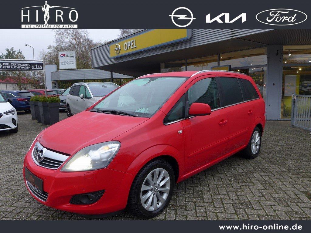 Opel Zafira Family Plus Navi+Xenon+Sitzheizung Klima, Jahr 2013, Diesel