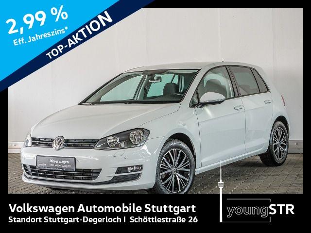Volkswagen Golf VII 1.2 TSI Allstar BMT 63 KW, Jahr 2017, Benzin
