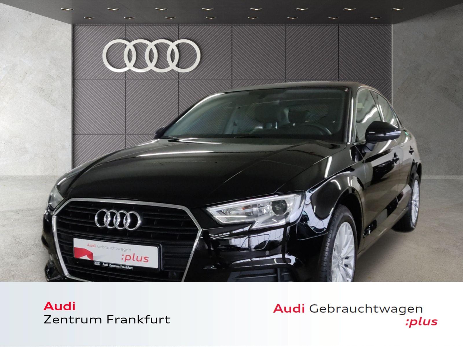 Audi A3 Limousine 1.6 TDI S tronic Xenon Navi PDC Sitzheizung Bluetooth, Jahr 2018, Diesel