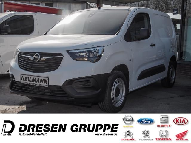 Opel Combo Cargo Edition 1.5 D EU6d-T/Klima/PDC/Sitzheizung/Holzboden/Tempomat/Bluetooth, Jahr 2018, Diesel