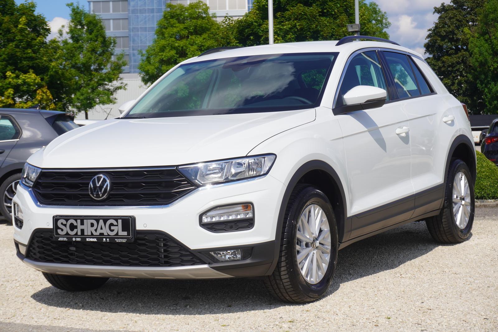 VW T-Roc finanzieren
