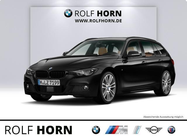BMW 335d xDrive xDr Touring M Sportpaket Navi HUD AHK RFK, Jahr 2018, Diesel