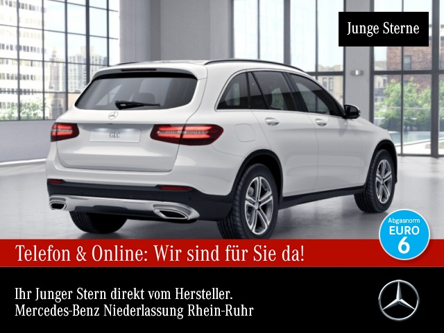 Mercedes-Benz GLC 220 d 4M Exclusive AMG Pano Distr. COMAND HUD, Jahr 2016, Diesel