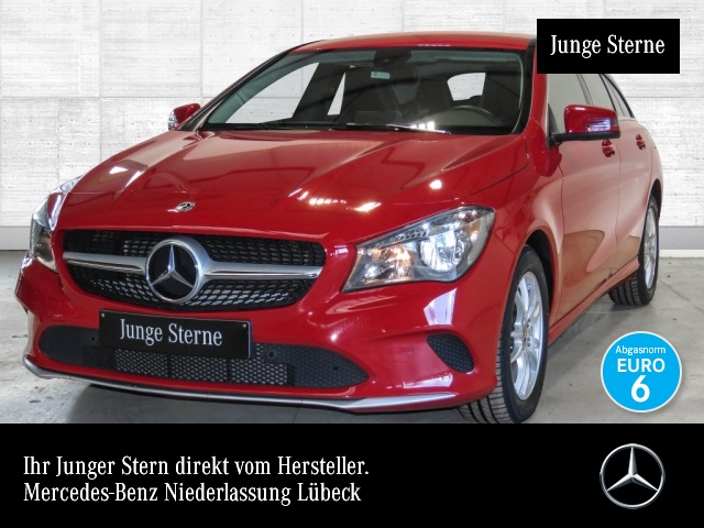 Mercedes-Benz CLA 180 d SB Navi Sitzh Sitzkomfort Chromp Temp, Jahr 2018, Diesel