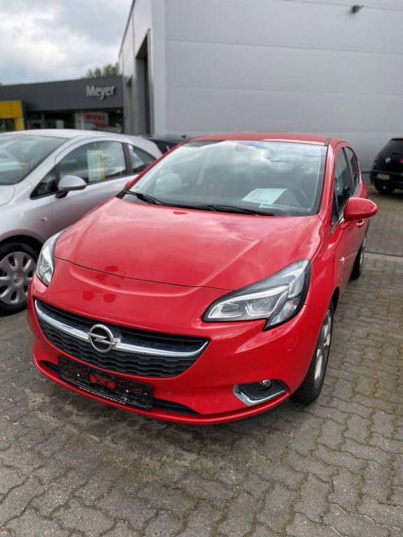 Opel Corsa 1.4 Turbo Innovation Bi-Xenon Allwetter, Jahr 2018, Benzin