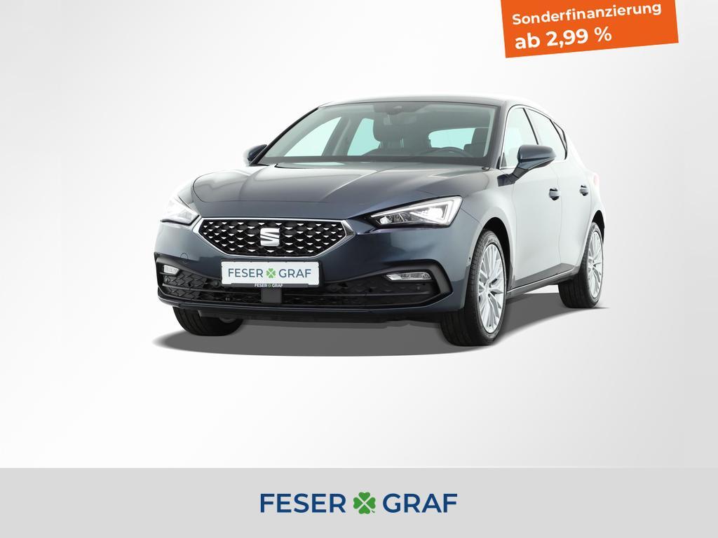Seat Leon XCELLENCE 1.5 TSI 110kW Navi|Winter-Paket|L, Jahr 2020, Benzin