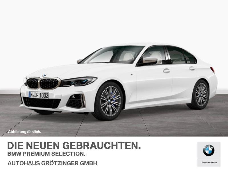 BMW M340d xDrive KOMFORTZUGANG+HEAD-UP*LEAS. 575€*, Jahr 2020, Hybrid_Diesel