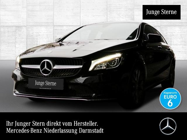 Mercedes-Benz CLA 250 SB Urban LED Navi Sitzh Sitzkomfort Chromp, Jahr 2017, petrol