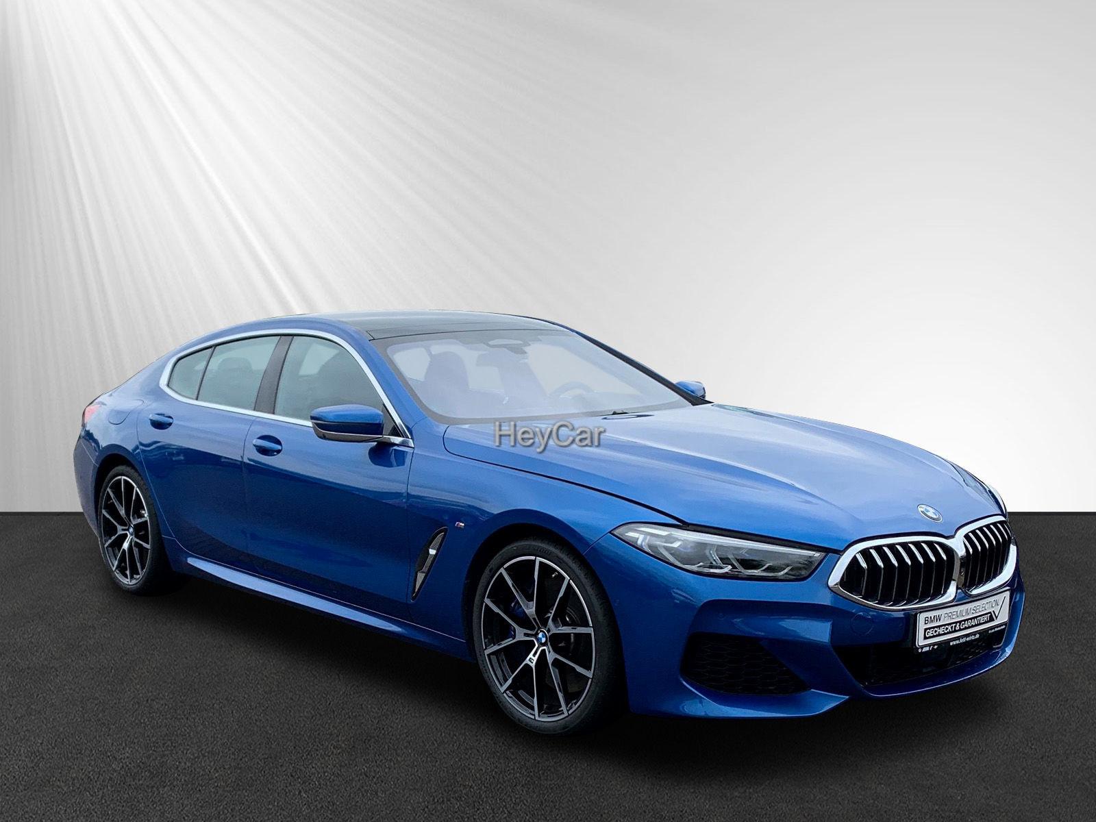 BMW 840i xDrive GC M-Sport Leas. ab 949,-- br.o.Anz., Jahr 2019, Benzin
