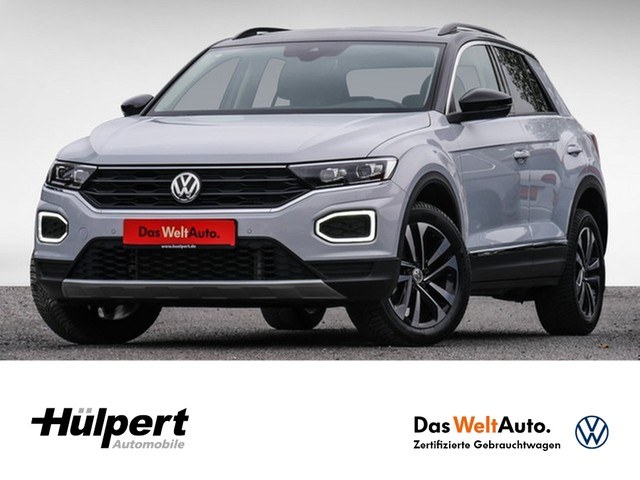 Volkswagen T-Roc 1.5 ACT United LED STHZ PANO NAVI ALU17 APP-CONN, Jahr 2020, Benzin