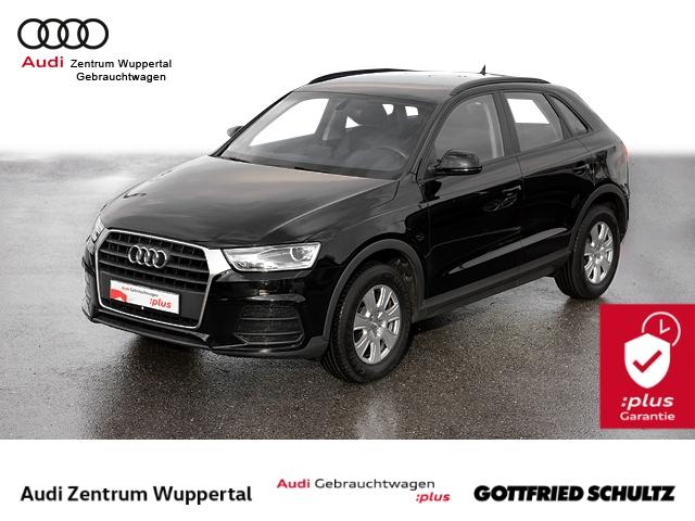 Audi Q3 1.4TFSI XEN SHZ MUFU FSE KLIMA ARMLEHNE 16ZOLL, Jahr 2017, Benzin