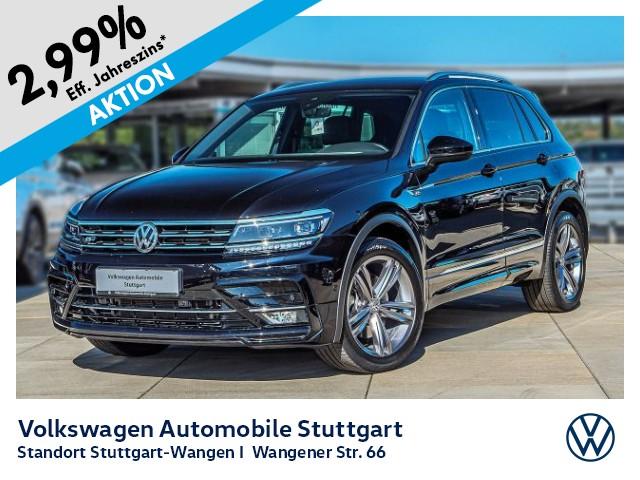 Vw Tiguan 2020 Facelift Ist Gunstiger Als Der Vorganger Autobild De