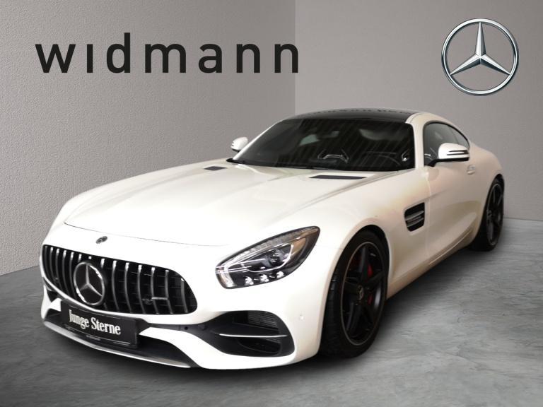 Mercedes-Benz AMG GT S *Sitzklima*Burmester*Perf. Sitze*Pano*, Jahr 2017, Benzin