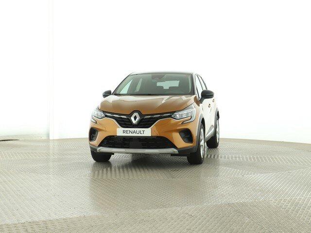 Renault CAPTUR II 1.3 TCE 130 EXPERIENCE AUTOMATIK, Jahr 2020, Benzin