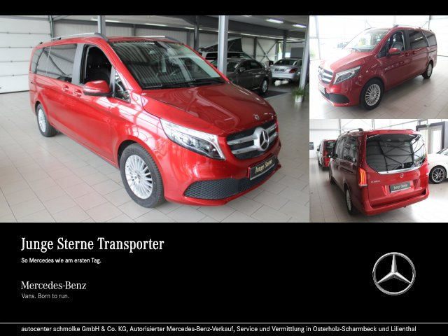 Mercedes-Benz V 300 d EDITION L *RFK*DAB*LED*AHK*STANDHEIZUNG*, Jahr 2019, Diesel
