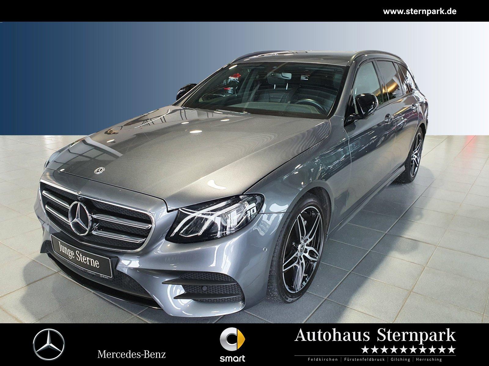 Mercedes-Benz E 300 d T AMG Navi+LED+360° Kamera+Night+Easy++, Jahr 2018, Diesel
