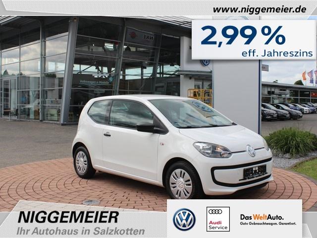 Volkswagen up! BMT take up! Navi, Klima, Bluetooth, Jahr 2012, Benzin
