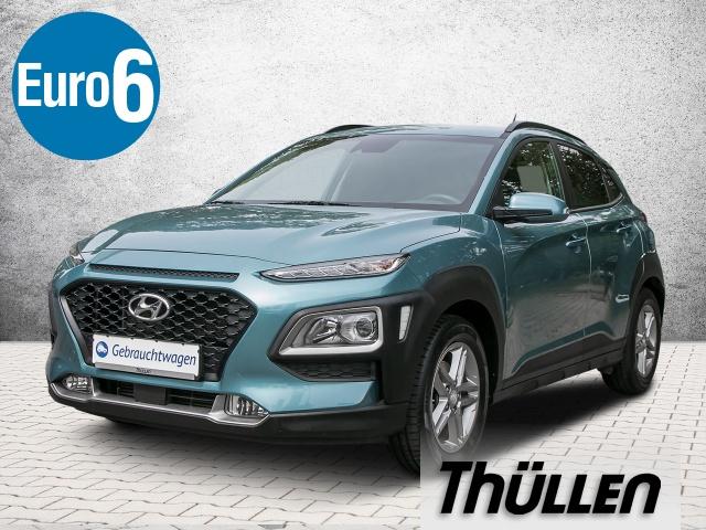 Hyundai KONA 1.0 120 PS Turbo Trend, Jahr 2018, Benzin