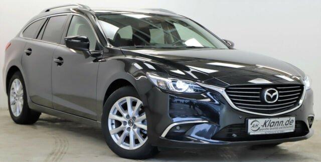 Mazda 6 2.2 150PS Kombi Exclusive-Line Autom. LED Navi, Jahr 2015, Diesel