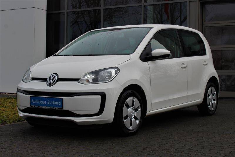 Volkswagen up! up! 1.0 move up!, Jahr 2017, Benzin
