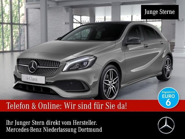 Mercedes-Benz A 200 d AMG Exkl-Paket Pano Distr. COMAND LED PTS, Jahr 2017, Diesel