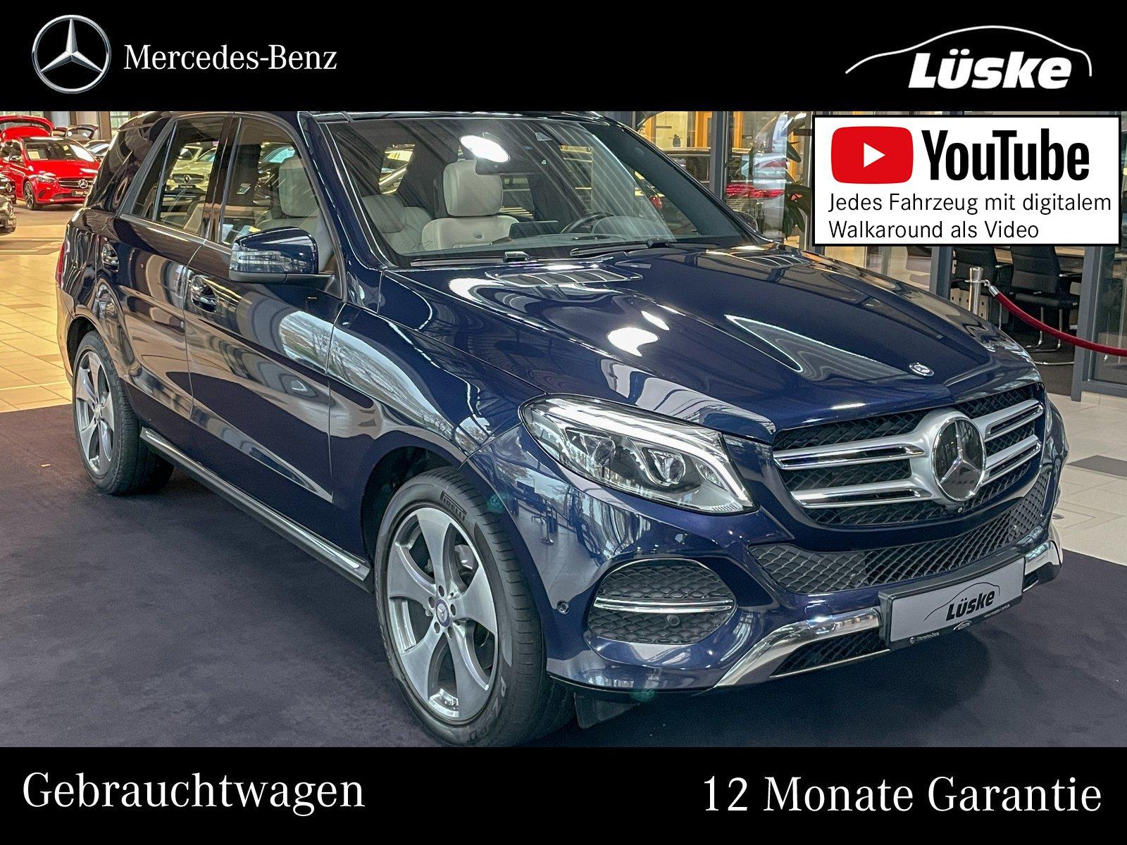 Mercedes-Benz GLE 250 d 4M Panorama designo Exklusiv NP:103456, Jahr 2015, Diesel