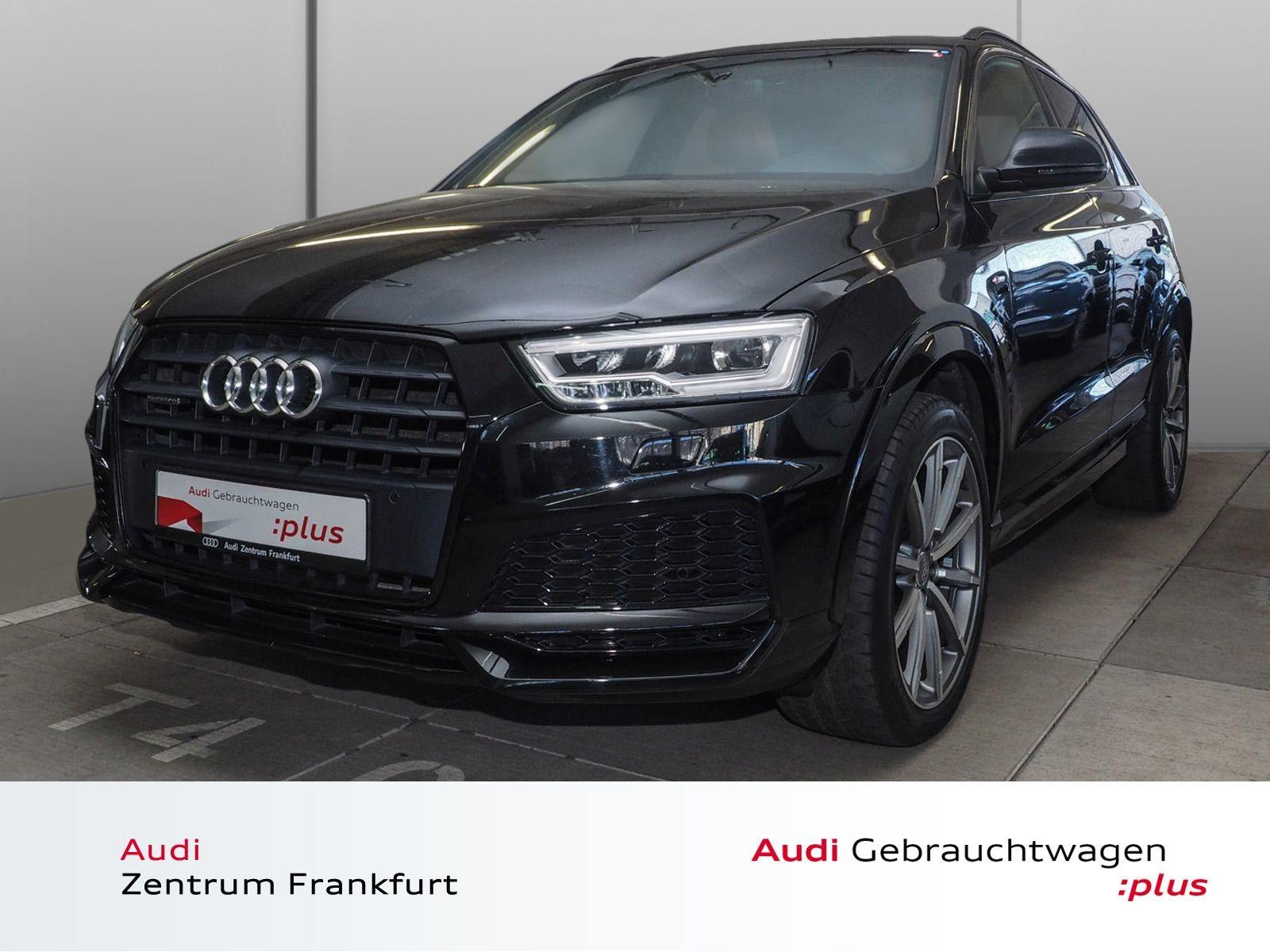 Audi Q3 2.0 TFSI quattro S tronic S line LED Navi Tempomat, Jahr 2017, Benzin