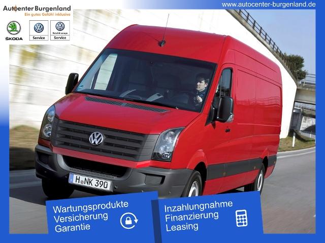 Volkswagen Crafter 35 2.0 TDI KLIMA, PDC, SHZ, FUNK ZV, E., Jahr 2014, Diesel