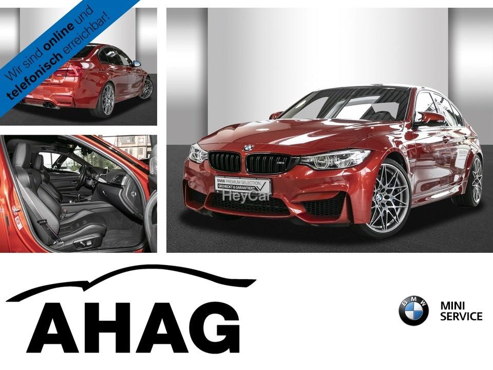 BMW M3 Competition Paket M DKG Navi Prof. Klimaaut., Jahr 2016, Benzin