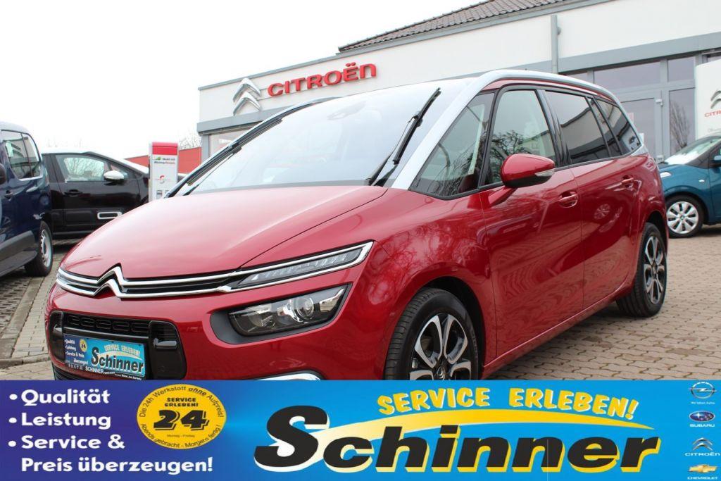Citroën Grand C4 Spacetourer PureTech 130 Stop&Start SHINE PLUS, Jahr 2021, Benzin