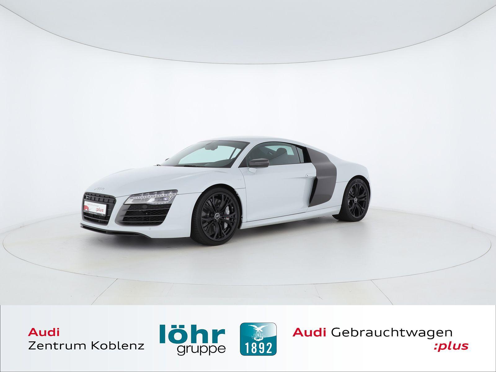 Audi R8 5.2 FSI quattro S tronic *B&O*Kamera*Navi*, Jahr 2014, petrol