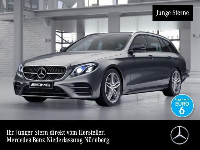 Mercedes-Benz E 43 AMG T 4M designo FahrassWideScreen AHK Pano, Jahr 2017, Benzin