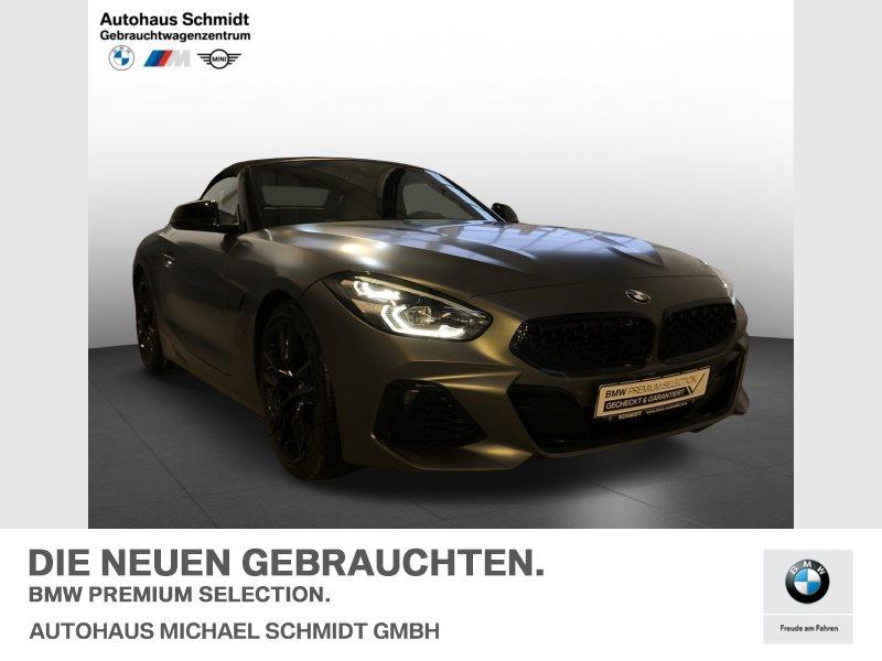 BMW Z4 M40i FROZEN+FAHRWERK+LED+DAB+HARMAN KARDON+, Jahr 2019, Benzin