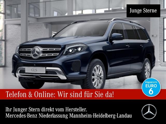 Mercedes-Benz GLS 350 d 4M 360° Airmat Stdhzg Pano Harman Distr, Jahr 2017, Diesel