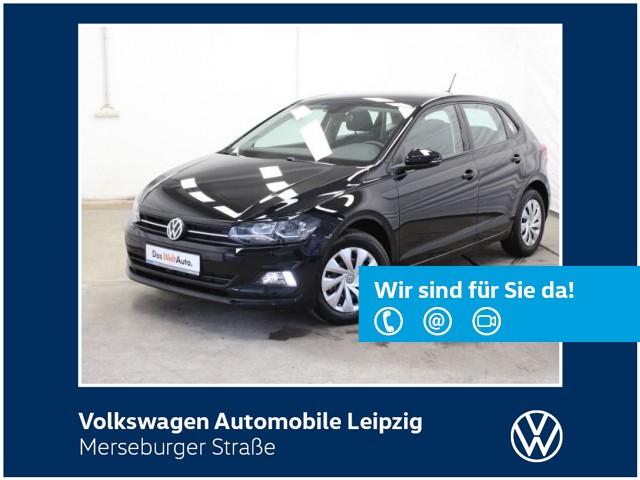 Volkswagen Polo 1.0 TSI Comfortline OPF*ACC*SHZ*Klima*, Jahr 2020, Benzin
