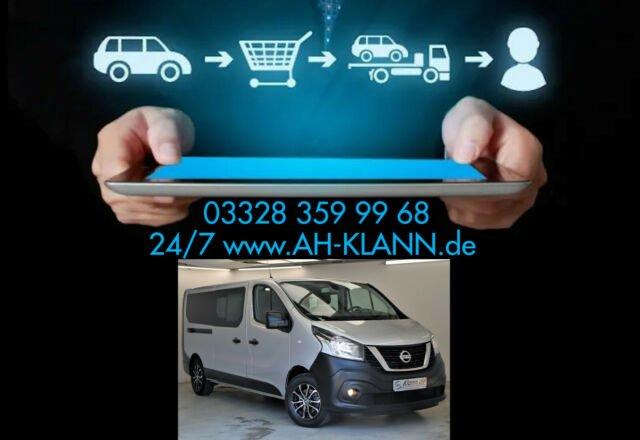 Nissan NV300 1.6 dCi 145PS Kombi L2H1 2,9t Comfort Navi, Jahr 2018, Diesel