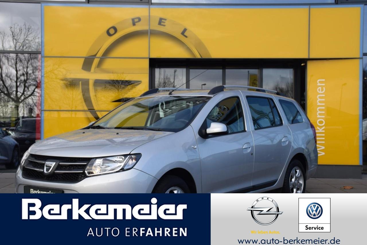 Dacia Logan Prestige 1.0 Navi/Klima/Tempomat/Leder, Jahr 2013, petrol