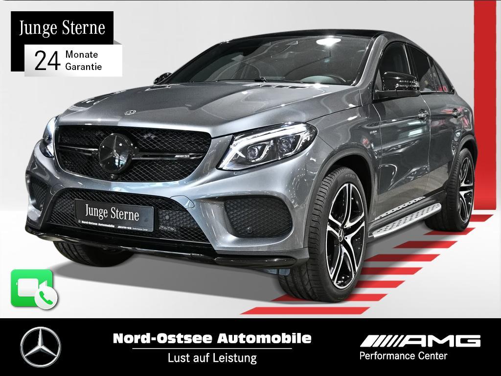 Mercedes-Benz GLE 43 AMG 4M COMAND Night Parkpaket Pano Harman, Jahr 2018, Benzin