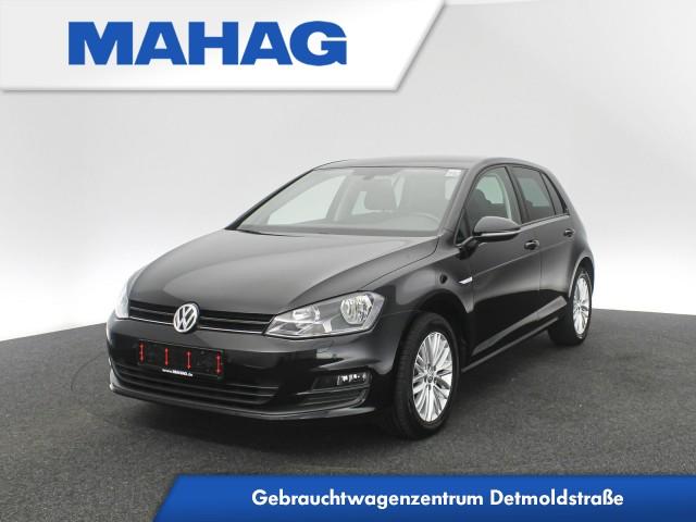 Volkswagen Golf 1.2 TSI CUP Navi ParkAssist Bluetooth Tempomat Alu16Zoll 5-Gang, Jahr 2015, Benzin