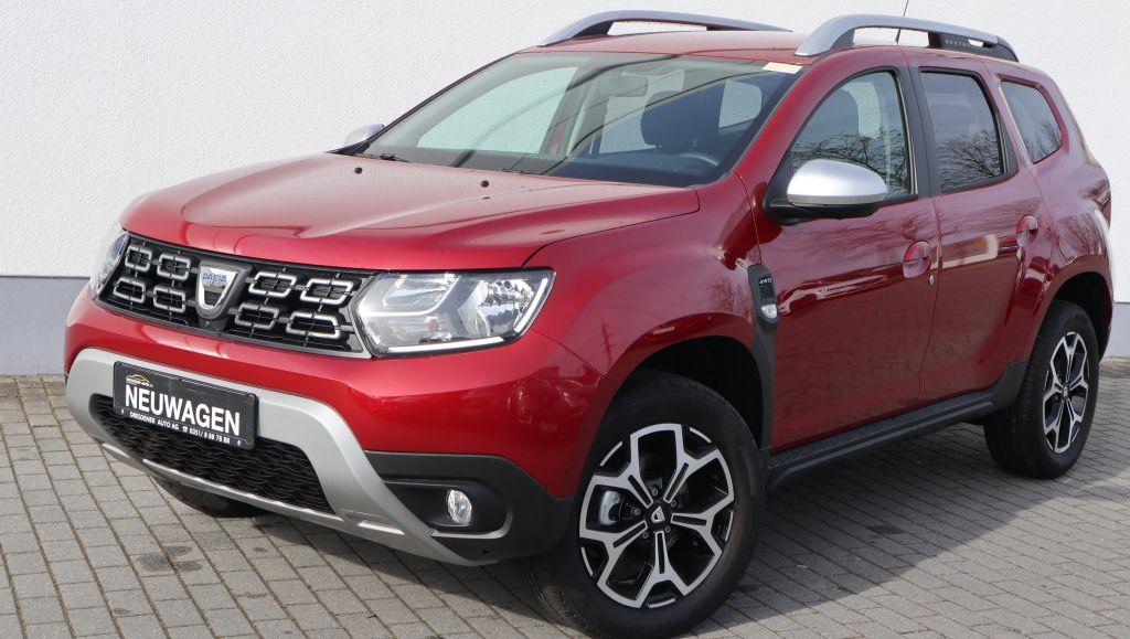 Dacia Duster TCe 150 4WD GPF Sondermodell Adventure (SR), Jahr 2020, Benzin