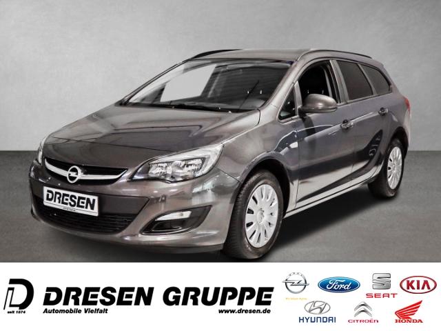 Opel Astra J Sports Tourer Edition 1.6, KLIMAANLAGE/NAVI/ALLWETTER/PARKPILOT, Jahr 2014, Benzin