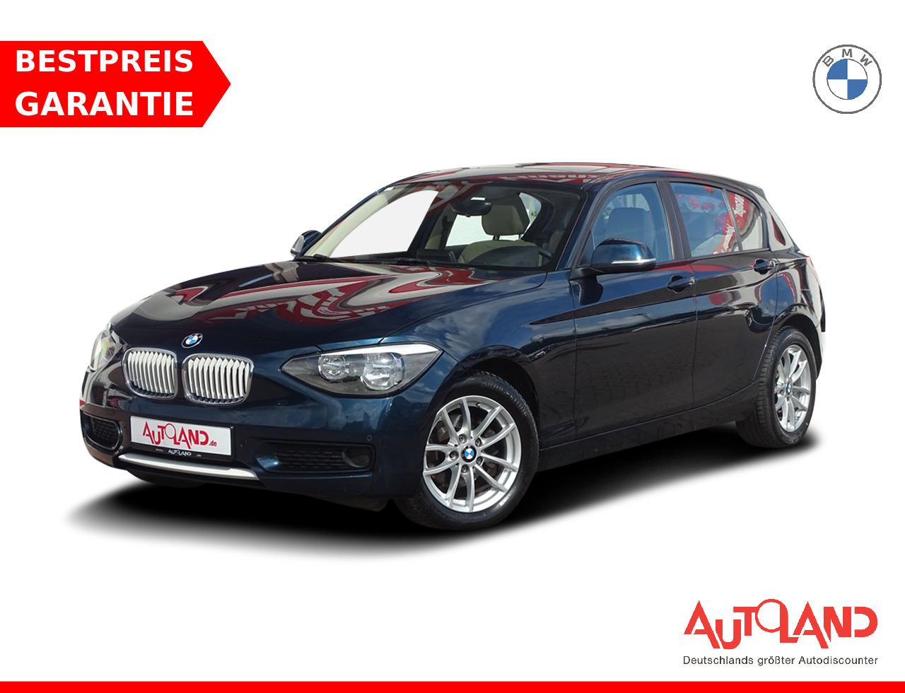 BMW 116, Jahr 2014, Diesel