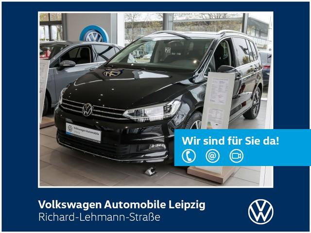 Volkswagen Touran Highline 2.0 TDI DSG *AHK*LED*5 Sitze*, Jahr 2021, Diesel